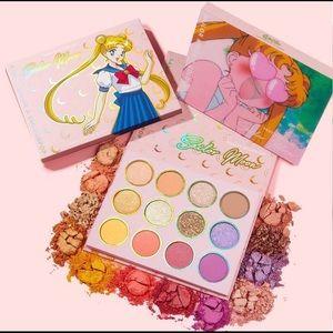 🌙 Sailor Moon X ColourPop Shadow Palette ✨